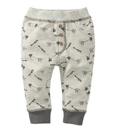 Baby jongensbroek arrows - HEMA