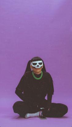 Purple Aesthetic, Gorillaz, Me As A Girlfriend, Girl Crushes, Overlays, Singer, Queen, Disney, Anime
