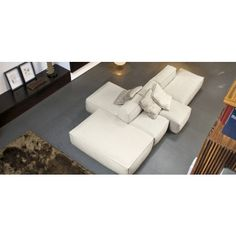Find out all of the information about the BONALDO product  modular sofa    contemporary   leather   fabric PEANUT B . 1af5afff6bc