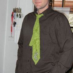 Cravate en Alpaga Snake par aufildesneiges sur Etsy, $28,00