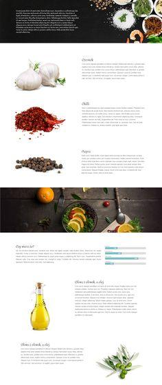 Układ graficzny dla wpisu kulinarnego został przygotowany z myślą o osobach, które zajmują się branżą gastronomiczną. Świetnie sprawdzi się jako szablon wpisu dla blogerów kulinarnych, pozwalając ustandaryzować wygląd postów, a także dla innych firm działających w na rynku gastronomicznym, które na swoich stronach wprowadziły sekcję blog. #elegantthemes #themes #layouts #cooking #website #canaq