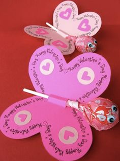 10 Fun and Easy Homemade Valentines For Kids - Saving the Family Money