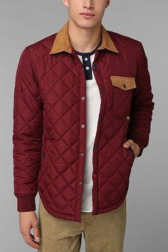 CPO Diderot Cycling Jacket. Urban Outfitters $79.00 XS