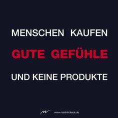 """Wir kommunizieren immer und mit viel mehr, als wir denken. Der deutsche Wirtschaftspionier Max Grundig sagte es so: """"Ich überlege. Mein Bauch entscheidet."""" Wie viel Emotion und Nutzen fließen in Ihre Verkaufsgespräche? Mehr dazu im Monday-Morning-Must von Walter Rößling: http://www.managementtraining.de/2014/07/der-bauch-entscheidet-ueber-mehr-als-der-kopf-denkt/ www.martinlimbeck.de"""