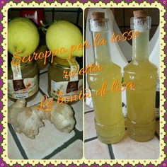 Ecco come preparare lo sciroppo per la tosse a base di zenzero, limone e miele Un po di spiegazioni... Lo zenzero : Agisce come decongestionante naturale