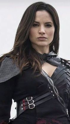 Katrina Law as Nyssa Al Ghul