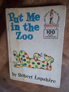 Put Me In The Zoo by Robert