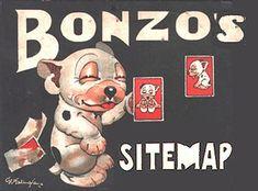 Studdy-ing with Bonzo; A Site Dedicated to George Studdy (G.E. Studdy) and Bonzo the Dog