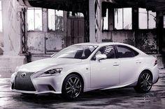 New Lexus IS.