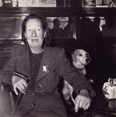 Nina Hamnett 1952 by Daniel Farson © Michael Parkin / National Portrait Gallery, London Michael Parkin, Dr Marcus, Gallery Website, National Portrait Gallery, Bloomsbury, Photojournalism, The Guardian, Great Artists, Sailor