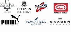 Brand name watches and timepieces on sale.  Please visit our store for large selection of watches and fine timepieces including Citizen, Bulova, Seiko, Orient, Kenneth Cole, Casio, G-Shock, Baby-G, Casio Pathfinder, Wenger Swiss Military, Nautica, Marc Eko, Puma, ToyWatch, Ice-Watch, Croton, CK Calvin Klein, Lacoste, Vestal, Rip Curl, and many more.