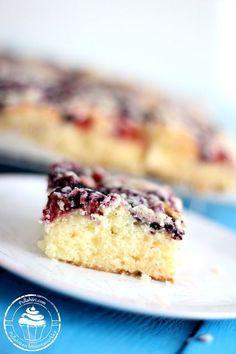 Herkullinen yhden kulhon marjapiirakka gluteenittomana | Pullahiiren leivontanurkka | Bloglovin' Krispie Treats, Rice Krispies, Cake Bars, Tea Time, Cheesecake, Gluten Free, Homemade, Baking, Desserts