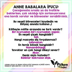 Kids And Parenting, Parenting Hacks, Turkish Language, Art Therapy, Kids Education, Child Development, Toddler Activities, My Children, Mom And Dad