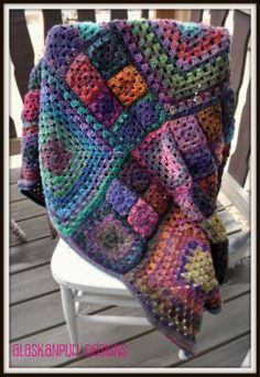 I need a good stash-busting blanket or throw for my cottagey apartment/rental home that I look forward to having.