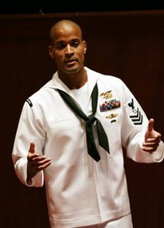 David Goggins...... Ultra Marathon runner. And the only member of the U.S. military to complete Navy Seal hell week (3X's) , AirForce TACP, and Army Ranger school. Lost 100 pounds in 2 months to join the SEAL's and regularly runs 100-150 mile races for the Wounded Warrior Project. And he has the WR for pullups with 4,025 pull ups in 17 hrs.