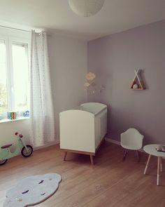 La chambre de Lenny (part 1). #Lennychérie #babysbedroom #babysroom #deco #decoration #design #wood