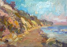 ''Santa Barbara Study'' 6x8