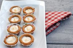 gingerbread cheesecake bites // i need to prioritize all these sweets // there's no way i can make them all!