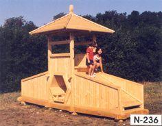 garden design kosjeri drvena kuica vidikovac