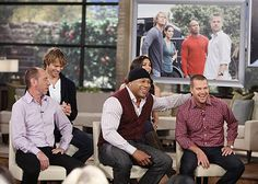 ncis la the talk 'NCIS: Los Angeles' cast discusses 100th episode, first meetings, and more on 'The Talk'