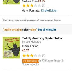 Totally Amazing Spider Tales becomes a #1 Best Seller