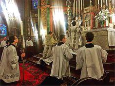 Messe solennelle de l'Annonciation ce soir à Saint-Eugène.