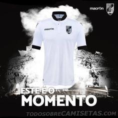 Camisas Macron do Vitória SC 2016-17