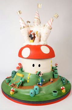 Cakes - I really want this cake for my teen for her 14th birthday!