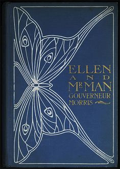 surface fragments: Art Nouveau Book covers, by 'Decorative Designers'