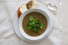 This Hearty Lentil Soup Will Warm Your Winter Nights | via The Honest Company blog