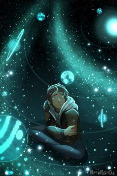 The Downfall of Voltron: Lance by YurikoSchneide on DeviantArt