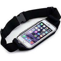 Cheap N.Life Waterproof Travel Running Belt for Both Men and Women for iPhone 6…