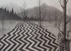 """Résultat de recherche d'images pour """"twin peaks artwork"""""""