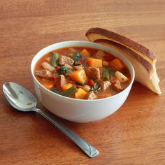 Andalusian Gypsy Stew Recipe - The Daring Gourmet