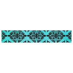 "Pom Graphic Design ""Eye Symmetry Pattern"" Table Runner"