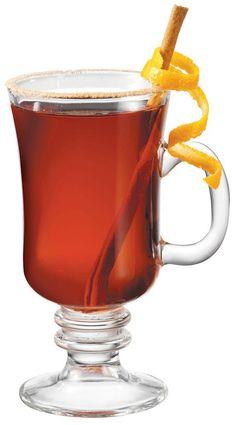 Mmmm… Hot Mulled Apple Cider