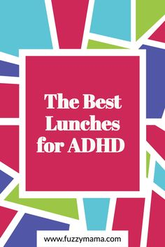 The Best Healthy Lunches for ADHD have a few important components. See how this mom of two adhd boys packs lunch for school to fuel her kids for success and keep them happy and full. Healthy School Lunches, Things To Come, Good Things, Adhd, Success, Mom, Happy, Kids, Young Children