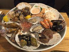 sapore di mare, conchiglie e tanto gusto #mare #pesce #amsterdam
