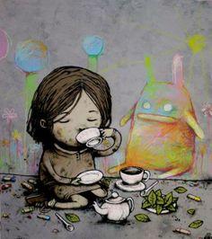 DRAN http://www.widewalls.ch/artist/dran/ #graffiti #illustration