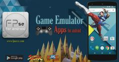Download #psone emulator #app for android from #FPse or Google Play Store now.