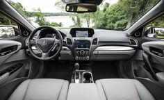 2017 Acura RDX interior picture