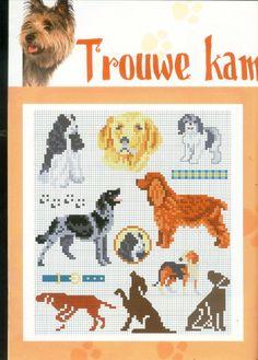 Cross Stitch Charts, Cross Stitch Patterns, Dog Crafts, Dog Pattern, Cross Stitch Animals, Knitting Charts, Shepherd Dog, Needlepoint, Cute Animals