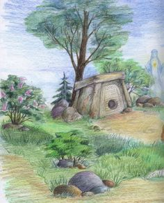"""""""The Dolmen"""" by Tata S."""