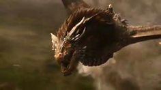 "Drogon & Daenerys (7x4 ""Spoils of War"")"