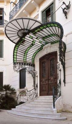 13Art Nouveau Architecture