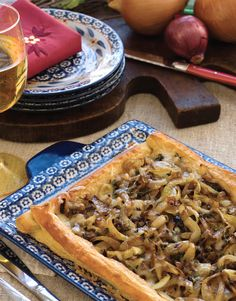 temp-tations® by Tara: Caramelized Onion Tart