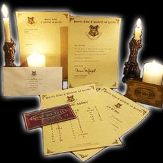 Harry potter hogwarts acceptance letter #package, #special bonuses this #christma,  View more on the LINK: 	http://www.zeppy.io/product/gb/2/272403345039/