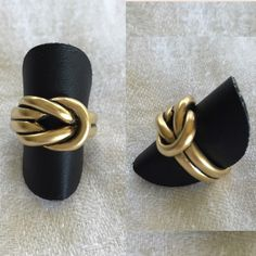 'Love Knot' ring. Size 7. Premier Designs. Antique matte gold plated ring. Size 7. Never worn. Primer Designs Quality. Premier Designs Jewelry Rings