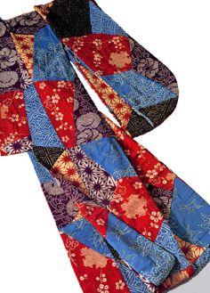 Japanese furisode kimono, Edo period