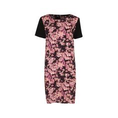Casual printed dress Short Sleeve Dresses, Dresses With Sleeves, Floral, Casual, Prints, Fashion, Moda, Gowns With Sleeves, Fashion Styles
